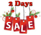 2 Days Sale - Christmas Sale