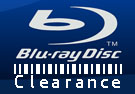 Blu-Ray Clearnace